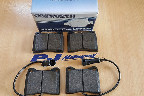 Cosworth Streetmaster Front Brake Pads