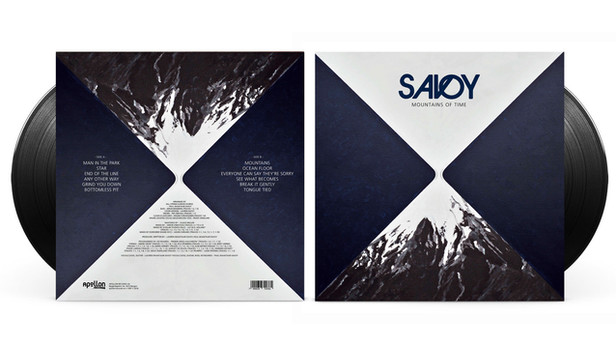 Savoy Mountains of Time