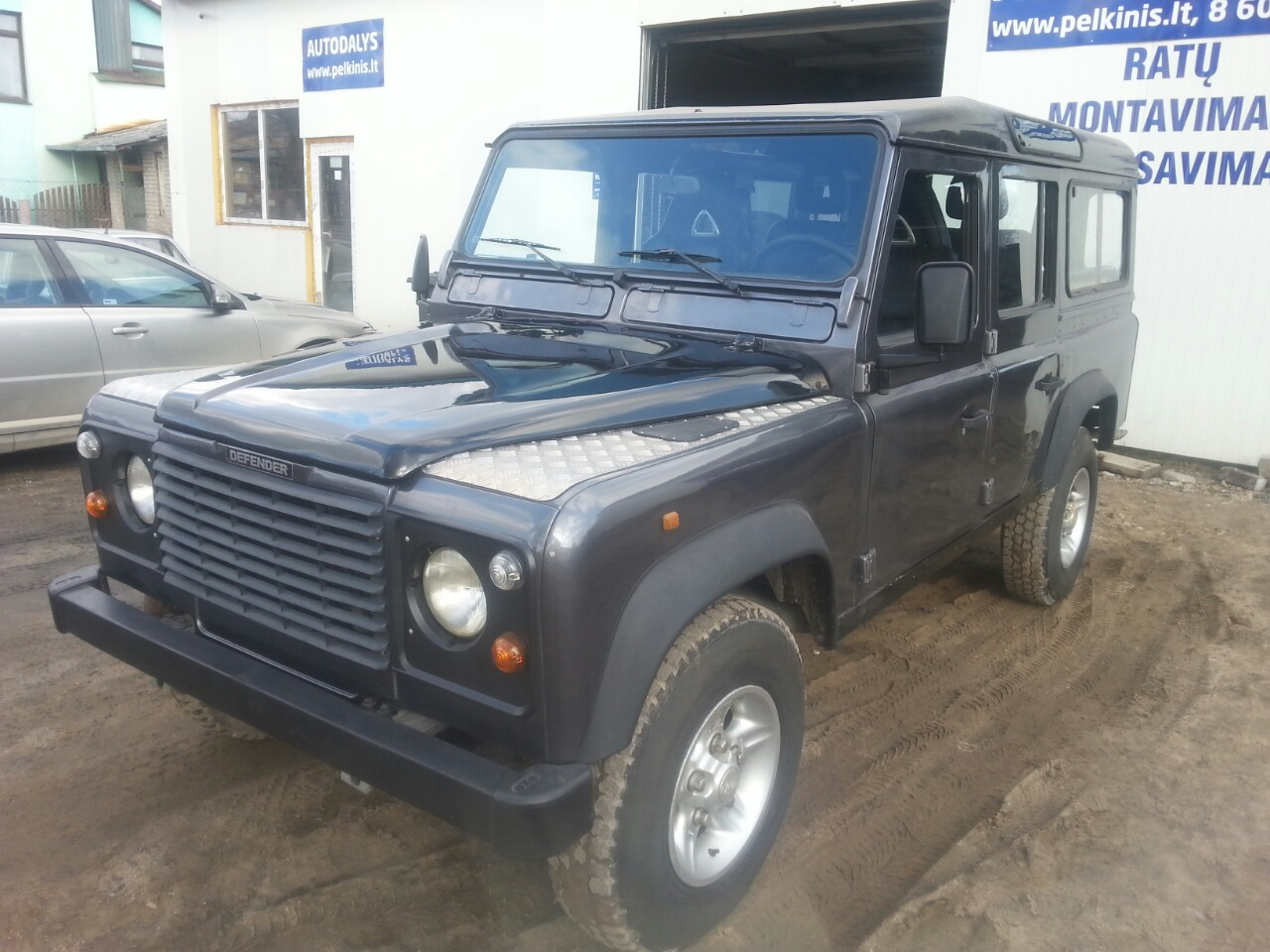 Defender 110 grey by pelkinis.lt