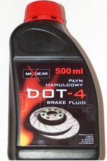 Stabdžių skystis Dot-4 0,5litro