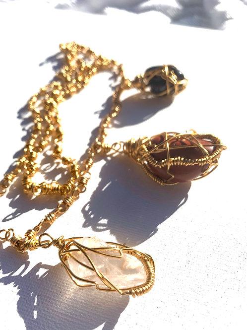 Grounded Waist chain