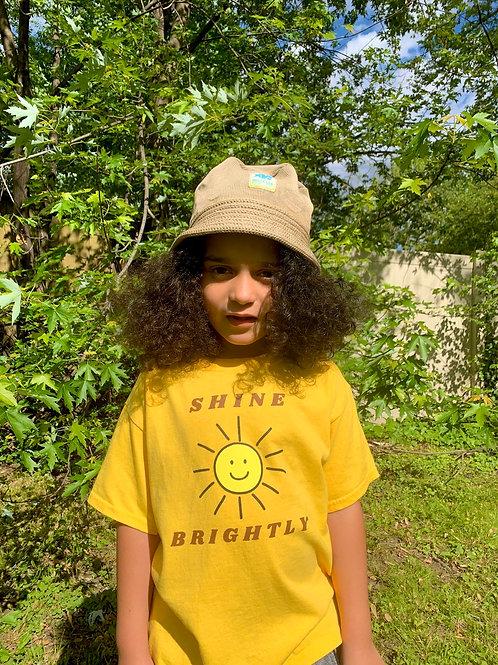 Shine Brightly Kids Tee