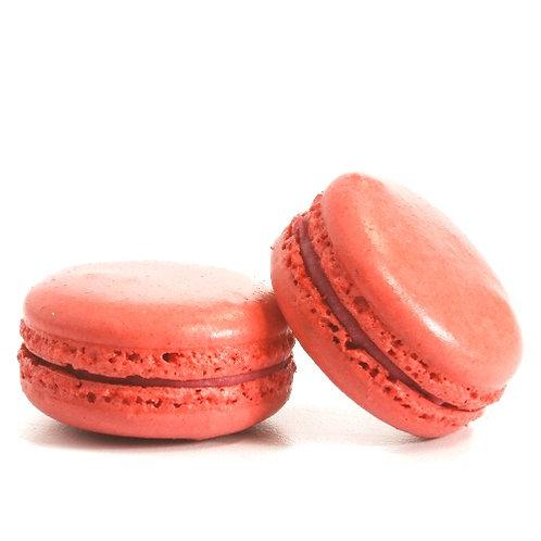 Macaron à l'unité - Framboise
