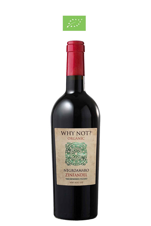 Italie/Pouilles - Why not ? organic