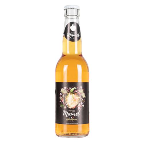 """Cidre Mauret """"Le Fruité"""" 4.9°"""