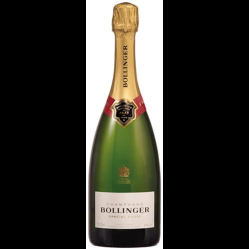 Champagne Brut Spécial Cuvée Bollinger bouteille 75 cl
