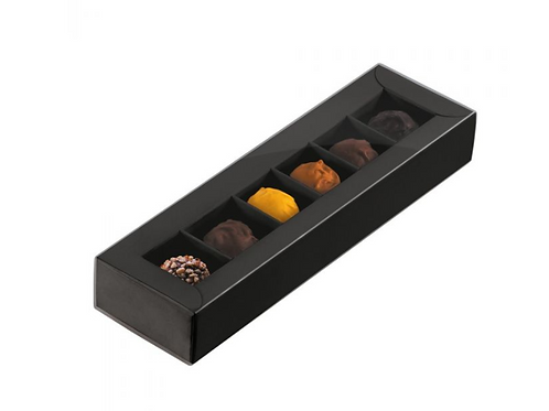 Boîte truffes assortis