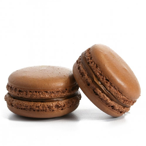 Macaron à l'unité - Chocolat