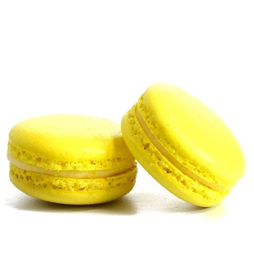 Macaron à l'unité - Citron