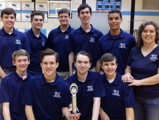 ERROR 404 FTC Team Wins Inspire Award!