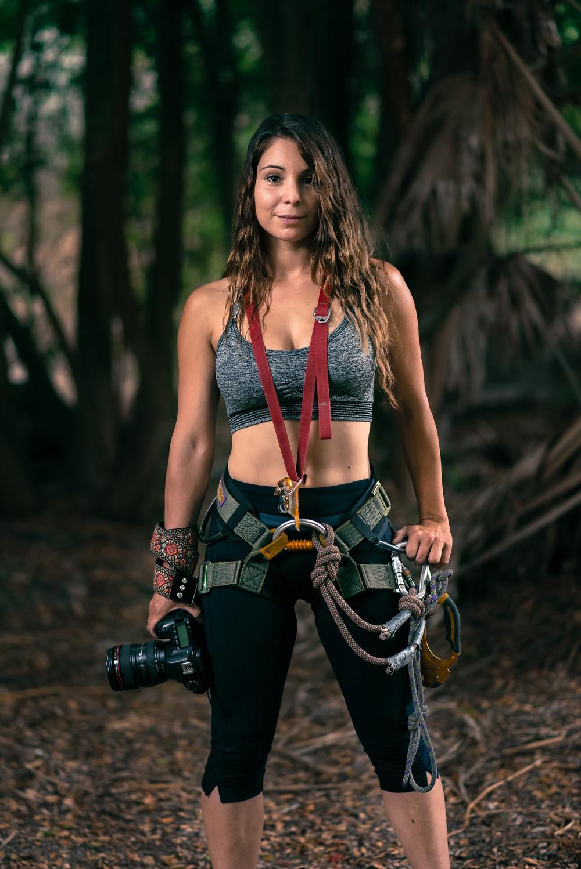 Tiffany Nardico - caver
