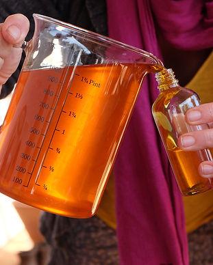 goldenes Ringelblumeöl