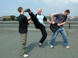 Twist Kick