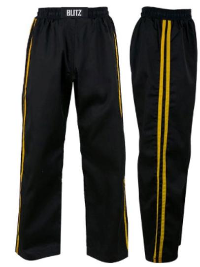 Black Belt Uniform (Trousers only).