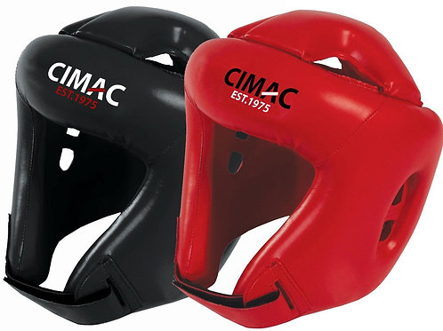 Safety Head Guard Red or Black