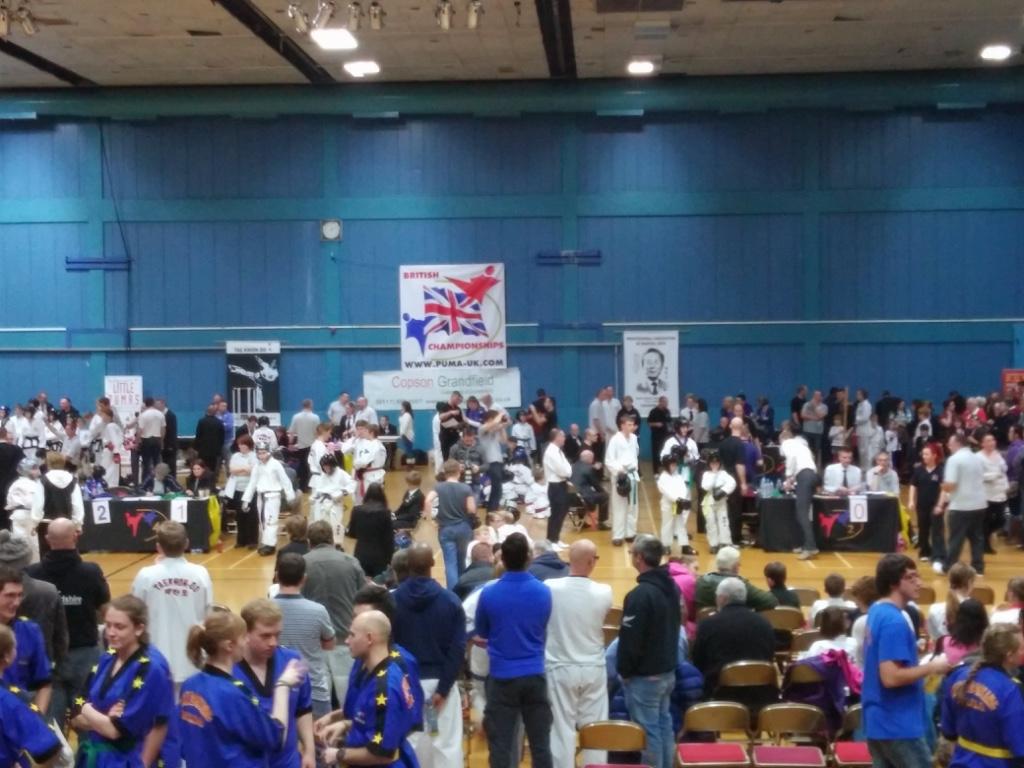 PUMA Championships