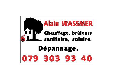 Alain Wassmer sponsor festyvhockey