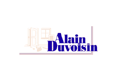 Alain Duvoisin sponsor festyvhockey
