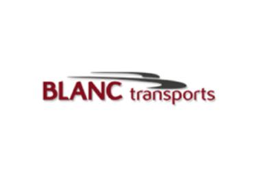 Blanc transport sponsor festyvhockey