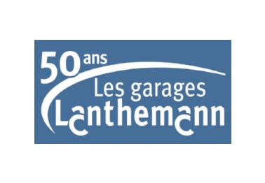 Garages Lanthenmann sponsor festyvho