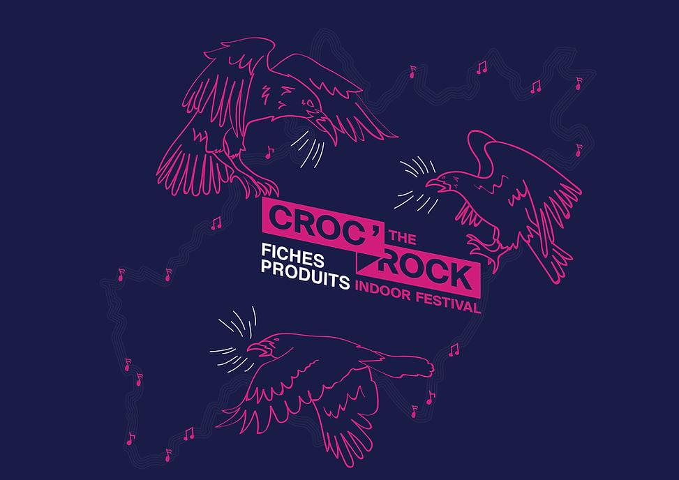 Festival de rock, Croc' the rock