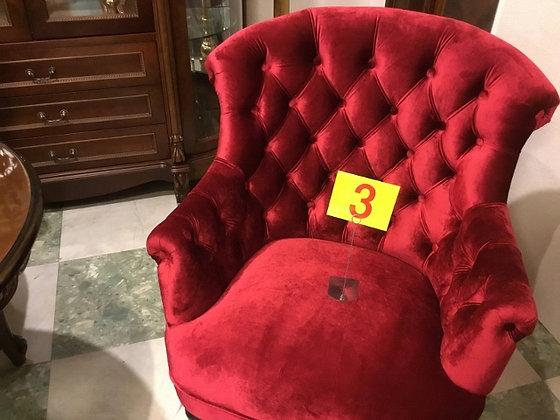 モケット赤 1p 0221154
