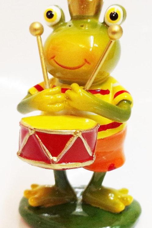 カエル ドラム