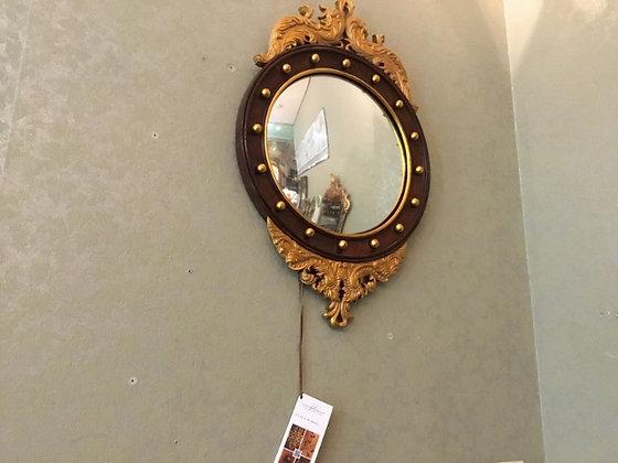 鏡のオブジェ