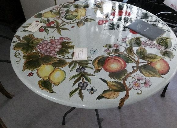 ガーデンテーブル 丸2240-003