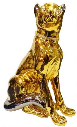 ひょう ゴールド陶磁器