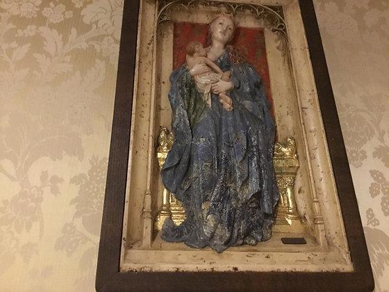 額絵 聖母マリア 1334-010