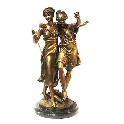 ブロンズ像 タランティラの踊り 2337000