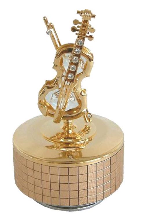 バイオリン オルゴール