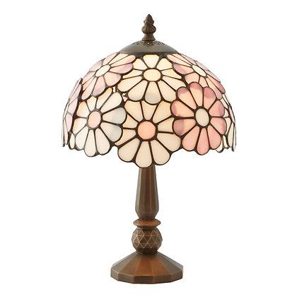 ステンドグラス レイラ テーブルランプ