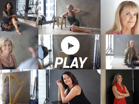 Behind the scene of My Body My Story   45 Over 45   Project