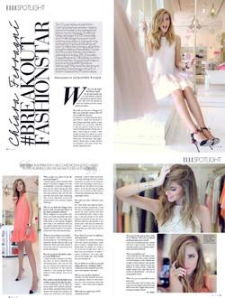 Elle Arabia Nov 2013