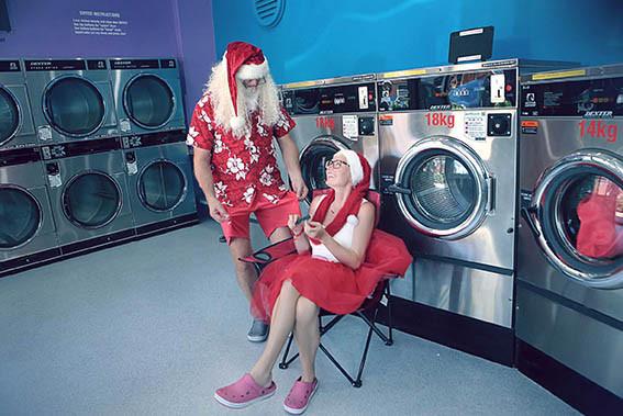 10 Santa Goes On Holiday by Aleksandra Walker