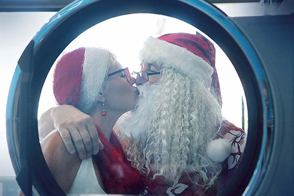 12 Santa Goes On Holiday by Aleksandra Walker