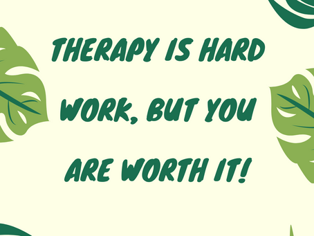 A Few Tips to Get the Most out of Your Therapy Sessions