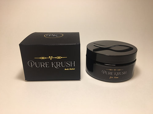 Pure Krush for Him Body Butter - 8 Oz (240ml)