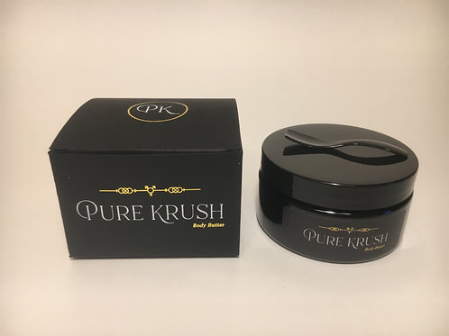 Pure Krush Body Butter - 8 Oz (240ml)