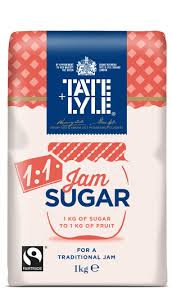 TATE & LYLE JAM SUGAR