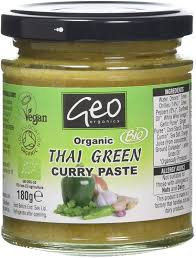 Geo Thai Green Curry