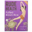 RUDE HEALTH PUFFED BROWN RICE