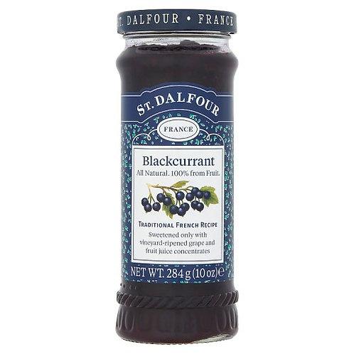 ST DALFOUR BLACKCURRANT JAM