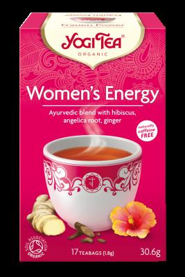 YOGI TEA WOMENS ENERGY