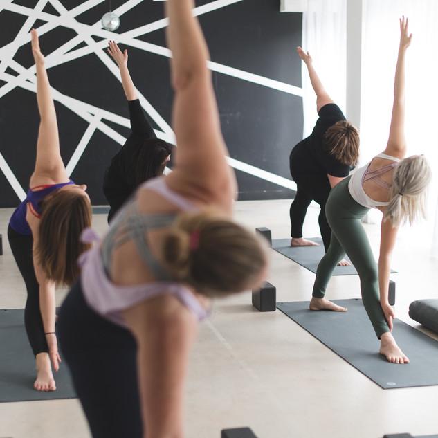 Bottom Line Yoga