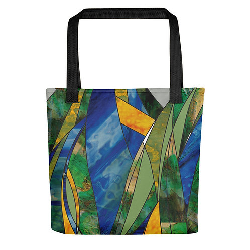 Stained Glass Designed Tote
