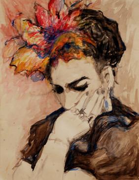Frida_deep Thoughts