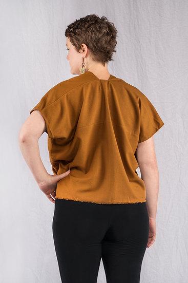 Market Shirt, Umber
